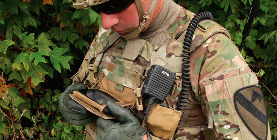 Conectores circulares para el sector militar