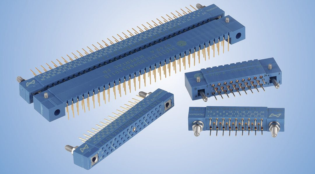Conectores Hypertac industriales