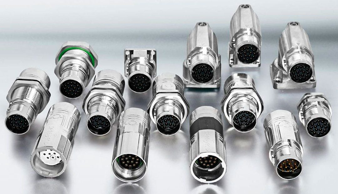 Conectores circulares compatibles con SAP, ICP y CEEP