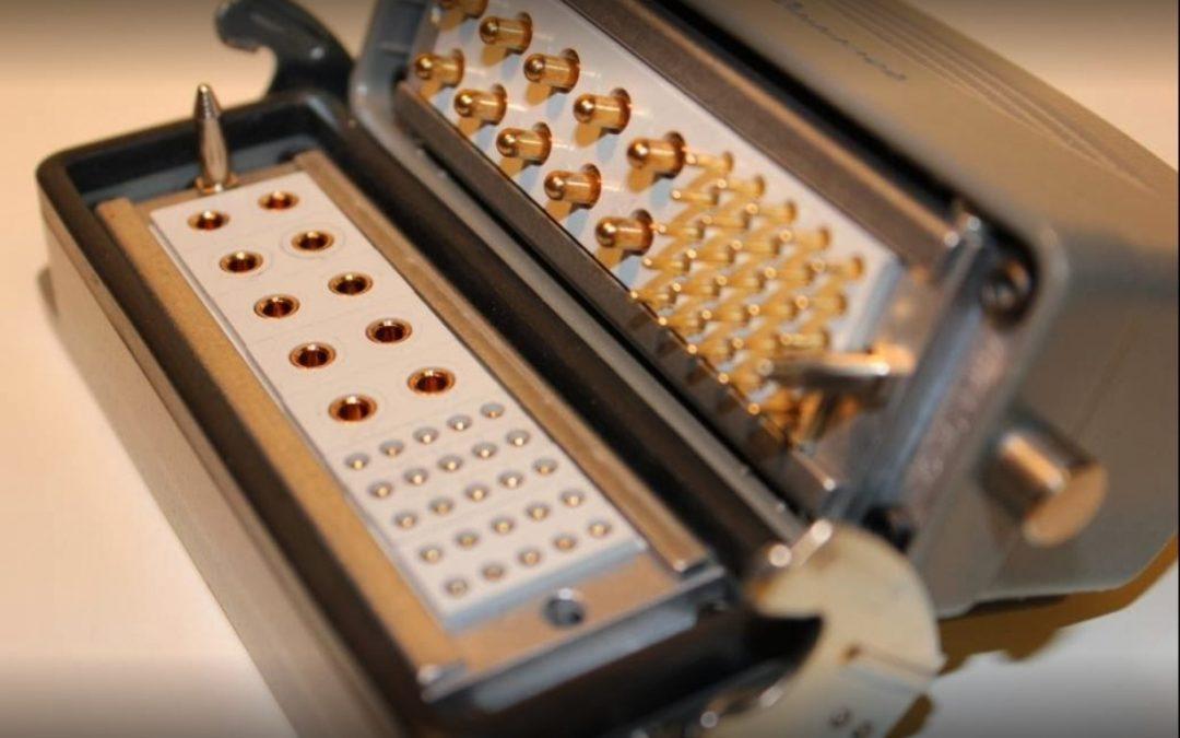 Cables y conectores para la alimentación y la transmisión de señal en electrónica de presión