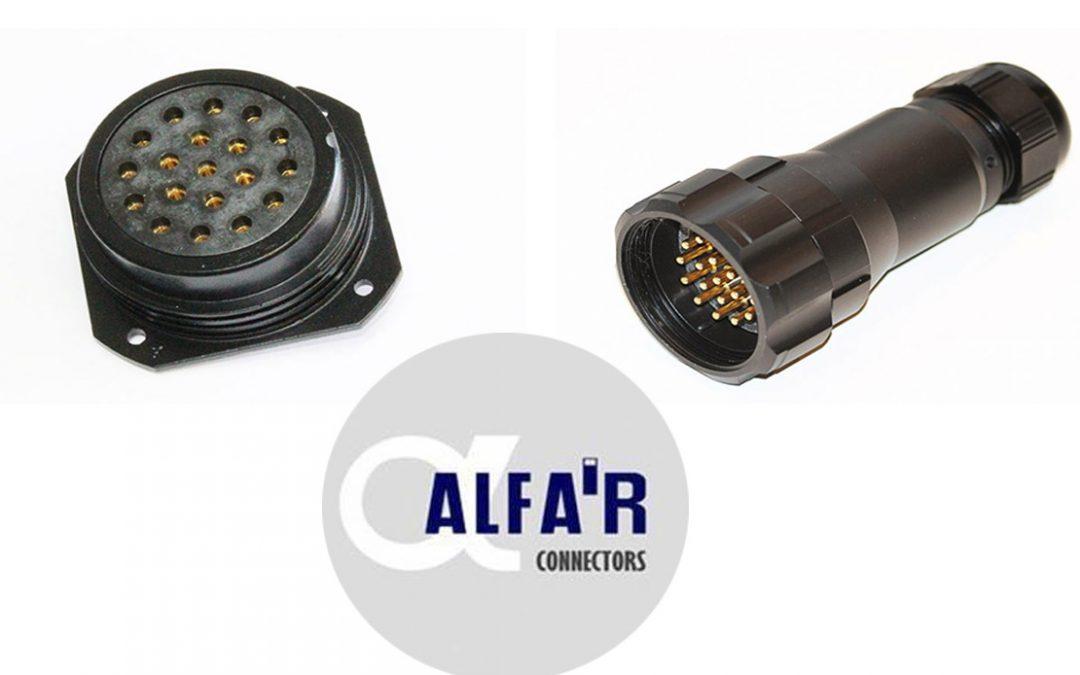 Conectores para la iluminación de espectáculos: Series circulares 419, 37Y, 337, T30, T40