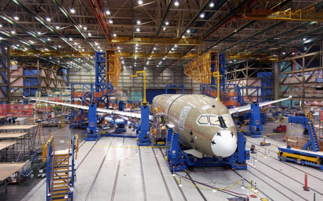 Conectores en la industria aeronáutica – Adaptadores RF