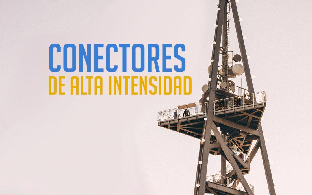 Conectores de alta intensidad