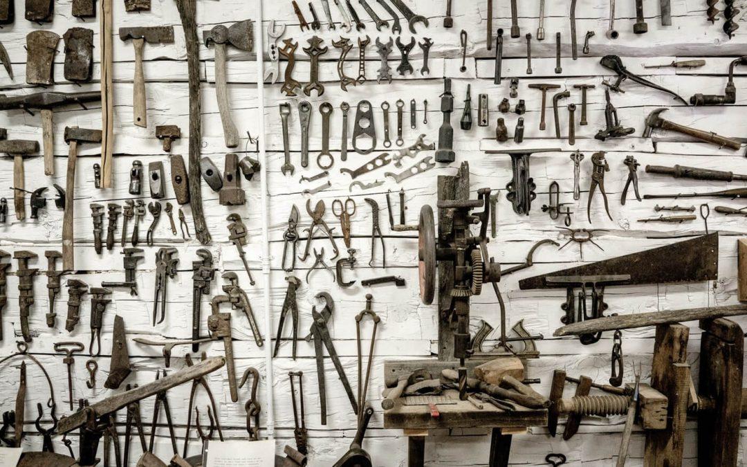 Tipos de herramientas para el conexionado