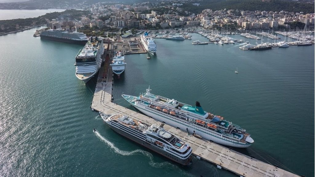 Movilidad eléctrica en los puertos