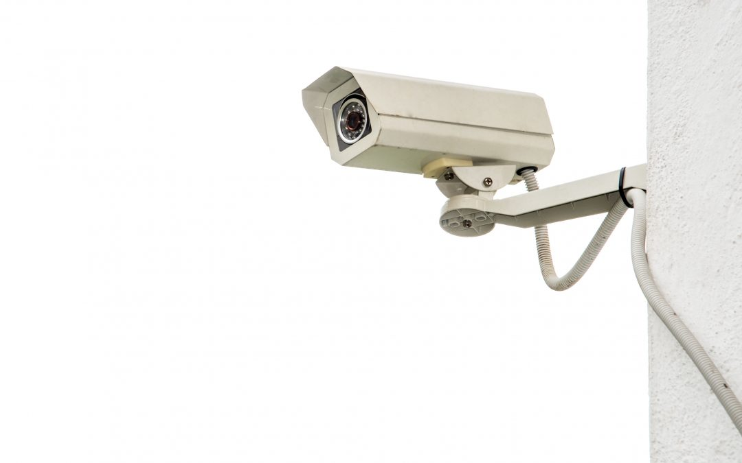 Industrial connectors for video surveillance