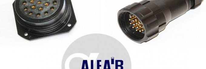 Connectors for show lighting: Circular series 419, 37Y, 337, T30, T40